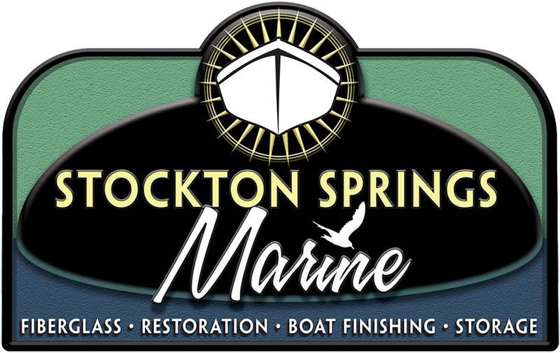 Stockton Springs Marine logo
